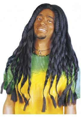 Widmann Perruque Longue Rasta Reggae