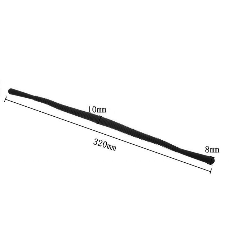 Anal Silicone Rigide Flexible Tige 32cm Plug