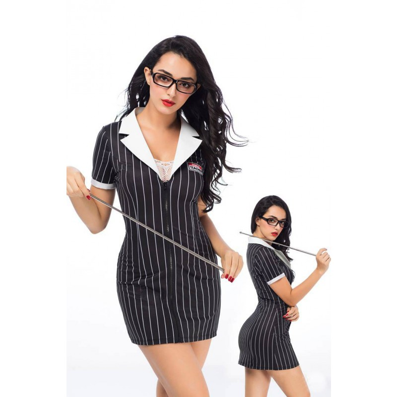 Tenue Professeur Costume Teacher 3 pcs