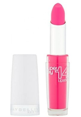 Maybelline New York Superstay 14H Rouge à Lèvres Rose 160 infinitely fuschia