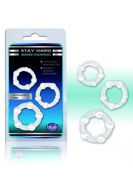 Anneaux Penis Kit 3 Ring Retardateur