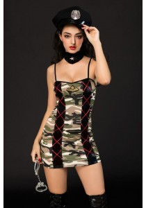 Tenue Soldier Police Militaire Camouflage Army
