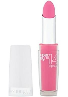 Maybelline New York Superstay 14H Rouge à Lèvres Rose 110 neverending pink
