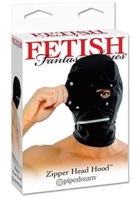 Fetish Fantasy Cagoule Fermeture Eclair Zipper