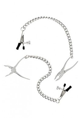 NMC pinces a seins chainette