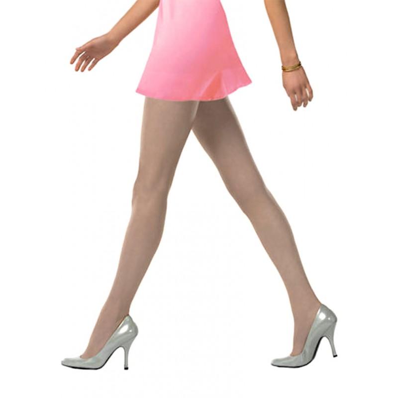 DIM Collant Voile Voilissime Ultra Transparent Pantyhose Gris Poivre