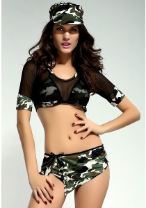 Tenue Soldier Militaire Camouflage Army