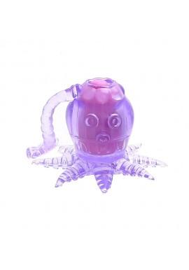 Pieuvre Vibromassante Octopus violet