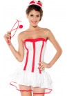 Tenue Infirmière Nurse Glamour