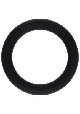 Ignite Large 2 en. Coque en silicone en forme de donut – Noir