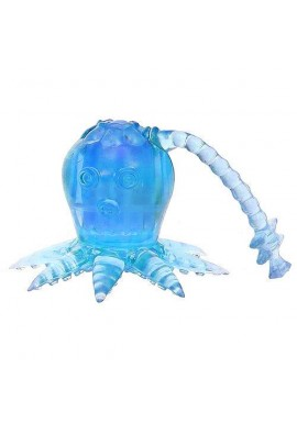 Pieuvre Vibromassante Octopus Bleu