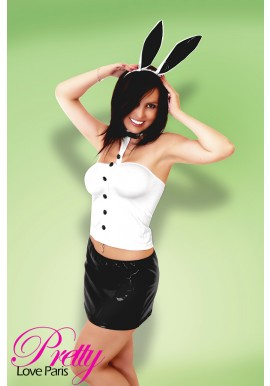 Tenue Lapin Rabbit BUNNY Pretty Skirty set