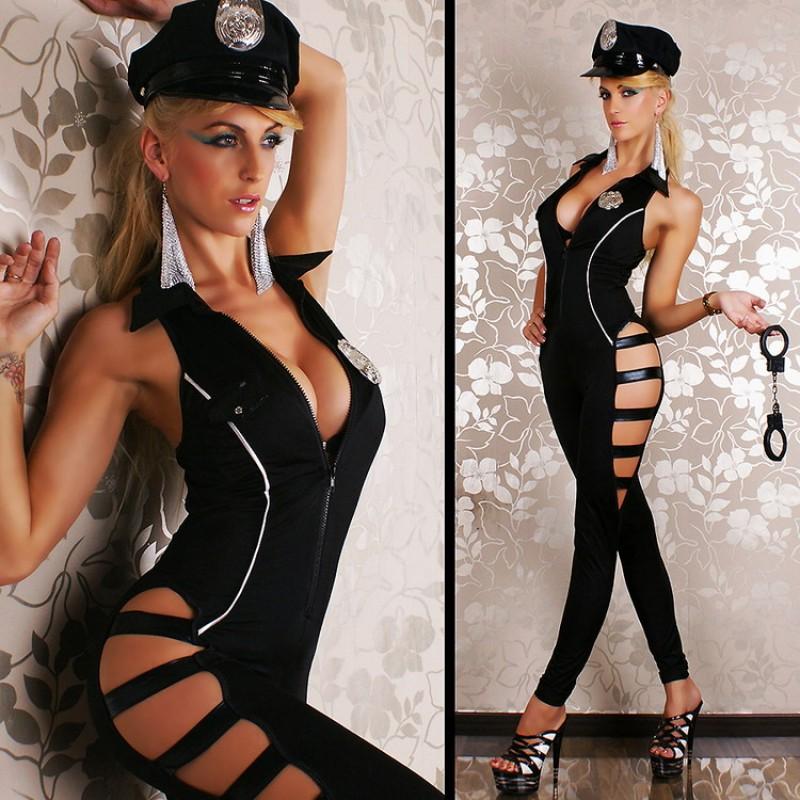 Tenue Combinaison Policiere