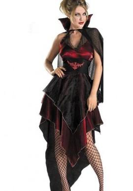 Tenue Vampire Evil Halloween Gothic