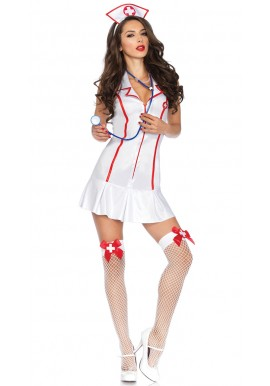 Déguisement Tenue Infirmière Sexy Femme 4 pcs.jpg