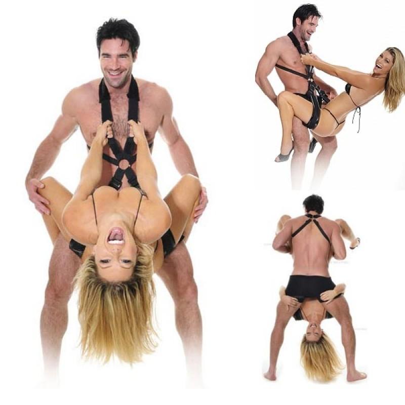 Harnais Sex Harness Fetish Maintien Pour Couple