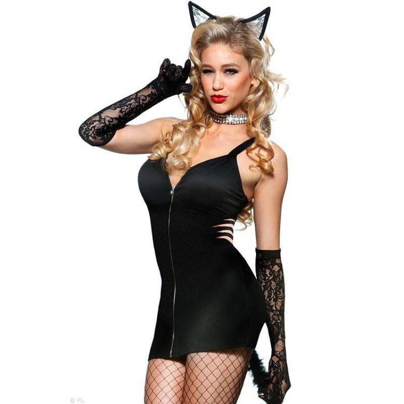 Tenue Chat Chatton Pussycat Kitty